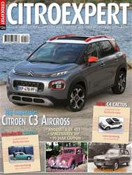 CITROEXPERT Magazine Cover