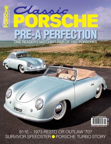Classic Porsche issue Classic Porsche 49