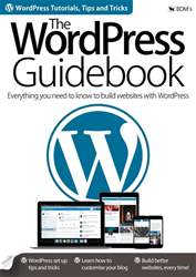 WordPress Guide issue WordPress Guide