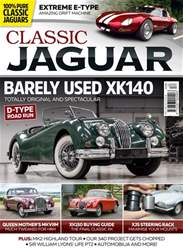 Classic Jaguar issue No. 8: Barely used XK140