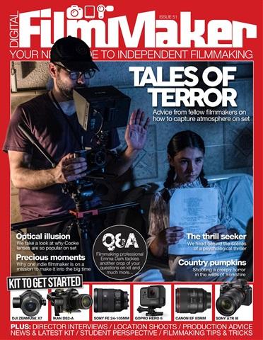 Digital FilmMaker issue DFM Issue 51