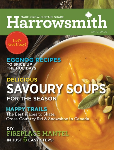 Harrowsmith Preview