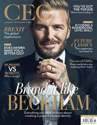 The CEO Magazine ANZ issue December 2017
