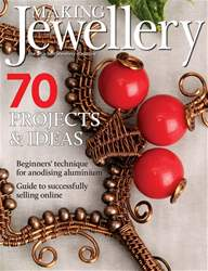 Making Jewellery issue December 2017