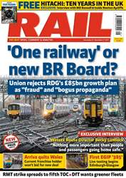 Rail issue Issue 839