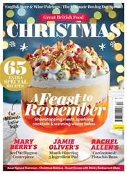 Great British Food issue Dec 17