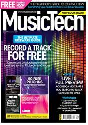MusicTech issue Dec 17