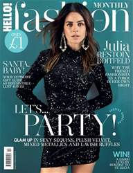 Hello! Fashion Monthly issue Dec / Jan 2018