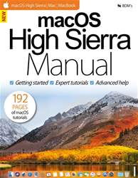 MacOs High Sierra issue MacOs High Sierra