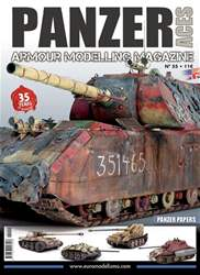 Panzer Aces issue PA55