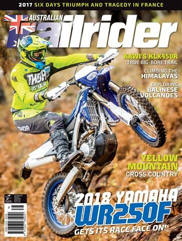 Trailrider issue Issue#78 Nov 2017