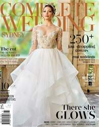 Complete Wedding Sydney Magazine Cover
