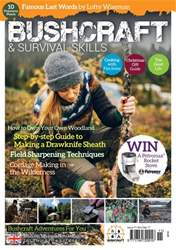 Bushcraft & Survival Skills Magazine issue issue 71