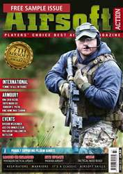 Airsoft Action issue Christmas 2017