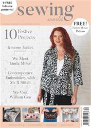 Sewing World issue December 2017