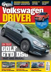 Volkswagen Driver issue December 2017
