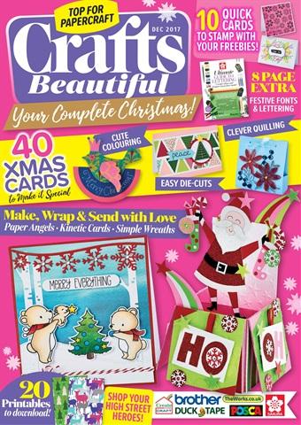 Crafts Beautiful issue Dec-17