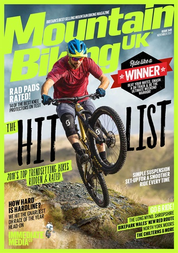 Mountain Biking UK Preview