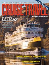 Cruise Travel issue Nov/Dec 2017