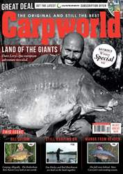 Carpworld issue Carpworld December 2017
