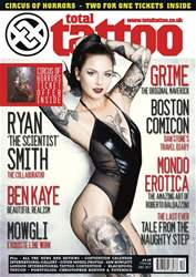 Total Tattoo issue Issue 158