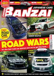 Banzai issue December 17