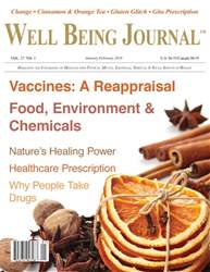 Well Being Journal issue Jan/Feb 2018