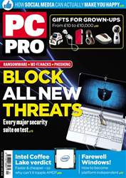 PC Pro issue January 2018