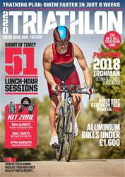 220 Triathlon Magazine issue December 2017