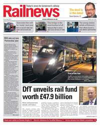 Railnews issue November 2017
