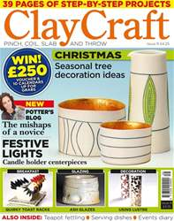 ClayCraft issue Issue 9