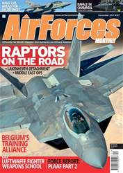 AirForces Monthly issue   December 2017