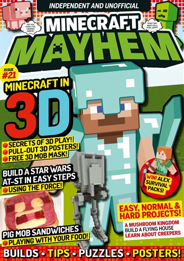 Minecraft Mayhem Preview