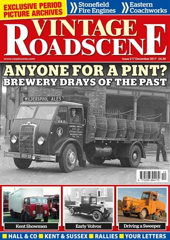 Vintage Roadscene issue December 2017