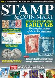 Stamp & Coin Mart issue December 2017