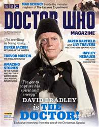 Doctor Who Magazine issue 519
