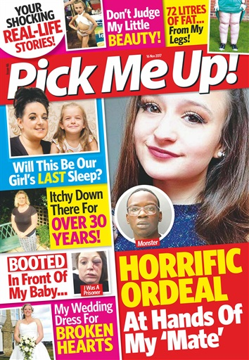 f424793fb9619 Pick Me Up Magazine - 16th November 2017 Subscriptions