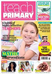 Teach Primary issue Vol.11 No.8