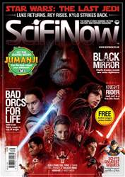 SciFiNow issue Issue 139