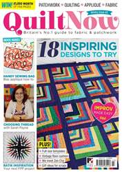 Quilt Now issue Issue 43