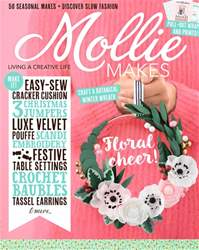 Mollie Makes issue Issue 86