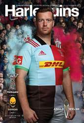 Harlequins issue Harlequins V Worcester Warriors - Anglo-Welsh Cup