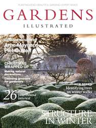 Gardens Illustrated Magazine Cover