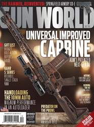 Gun World issue December 2017