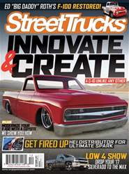 Street Trucks issue December 2017