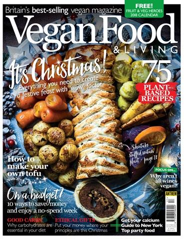 Vegan Food & Living issue Dec