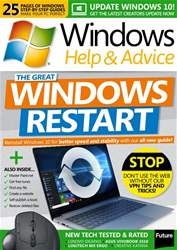 Windows Help & Advice issue December 2017