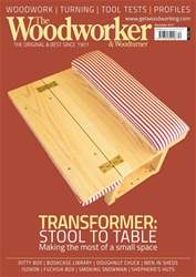 The Woodworker Magazine issue December 2017