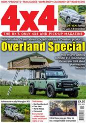 4x4 Magazine incorporating Total Off-Road issue December 2017