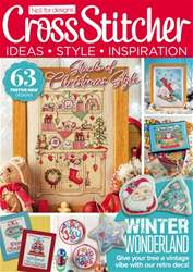 CrossStitcher issue December 2017